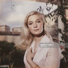 American actress Yvette Mimieux, who appears in the film 'The Time. Yvette Mimieux, Bombshell Beauty, The Time Machine, Still Image, High Quality Images, American Actress, Bing Images, Beautiful Women, Actresses