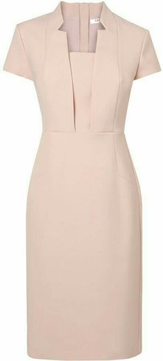 What to wear to horse racing? This pink L. Bennett Delta Hemmers dress is eleg… – Women's Fashion Retro Fashion, Vintage Fashion, Womens Fashion, Trendy Fashion, Fashion Fashion, Fashion Ideas, Trendy Dresses, Dresses For Work, Elegant Dresses