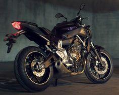 Yamaha MT-07 700 2016 - 14 Mt 07 Yamaha, Yamaha Mt07, Ducati, Mobiles, Retro Bike, Custom Cafe Racer, British Motorcycles, Biker Gear, Motorbikes