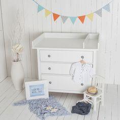 Wickelaufsätze - PuckDaddy - Wickelaufsätze für Deine IKEA Kommode!