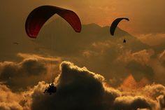 Paragliding - http://www.avantiwallart.com.au/product/paragliding/
