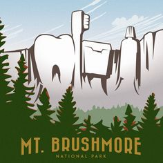 Dental 2000 is planning a huge trip this spring and we're inviting all our loyal patients! Who's in for a trip to Mt. Brushmore?! #Dental2000NJ