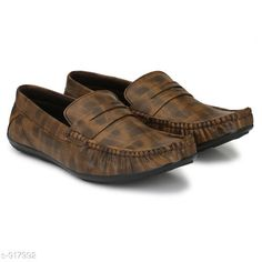 Casual Shoes Trendy Synthetic Men's Shoe Material: Outer- Synthetic , Sole Material- PVC UK/IND Size: 6, 7, 8, 9, 10 Euro Size: 39, 40, 41, 42, 43 Description: It Has 1 Pair Of Men's Shoe Pattern: Solid Sizes Available: IND-7, IND-8, IND-9, IND-10   Catalog Rating: ★3.9 (400)  Catalog Name: Classy Mens Solid Loafers Vol 1 CatalogID_107947 C67-SC1235 Code: 974-917992-999