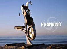 KRANKcycle by Matrix Brochure Cycling, Bike, Vehicles, Fitness, Bicycling, Bicycle, Trial Bike, Rolling Stock, Biking