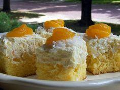 Chilled Pineapple Cake aka Hawaiian Dream Cake
