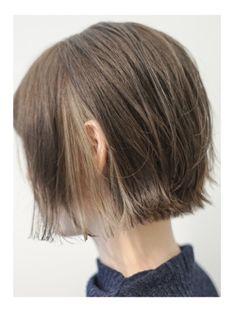 Pelo Emo, Medium Layered Hair, Ombré Hair, Lilac Hair, Long Brown Hair, Ombre Hair Color, Silver Hair, Hair Designs, Bob Hairstyles