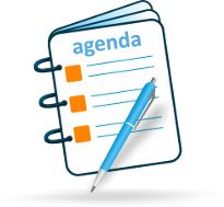 Agenda Sample Format Gorgeous Training Agenda For 3Days  Agenda Templates  Dotxes  Pinterest