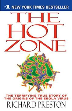 The Hot Zone: The Terrifying True Story of the Origins of the Ebola Virus by Richard Preston http://www.amazon.com/dp/0385479565/ref=cm_sw_r_pi_dp_t7Phvb06Z6EB9