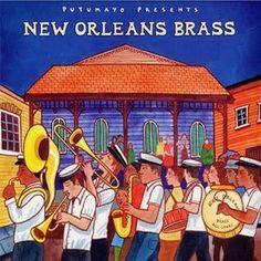 Putumayo World Music | ... world music 公司廠牌 putumayo world music on new orleans brass a