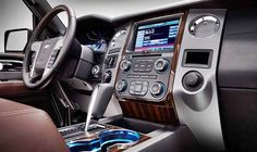 2018 Ford Excursion Cabin Features