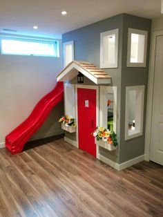 maisonnette / indoor playhouse