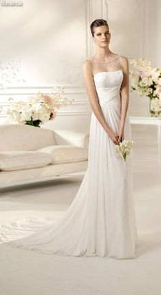 Numancia (Vestido de Noiva). Estilista: White One. ...