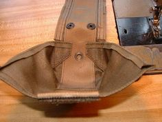 Tac Gear, Diy Bags, Outdoor Survival, Gears, Gun, Pouch, Sewing, Leather, Tactical Gear