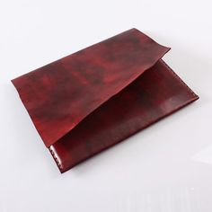 Agarapati Leather ®  Ipad Kılıf Mat Kırmızı