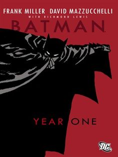 One of the most important and critically acclaimed Batman adventures ever. Written by Frank Miller  Start reading 'Batman: Year One' on OverDrive: https://www.overdrive.com/media/2677901/batman-year-one