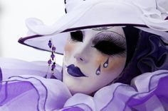 Pierrot violet Mask 0281 by Marco Missiaja on 500px
