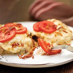 Ladies Luncheon Recipes | Lightened Hot Browns | SouthernLiving.com