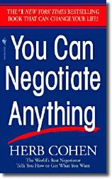 Welcome to Lauretta Ani's Blog: BOOK REVIEW: YOU CAN NEGOTIATE ANYTHING