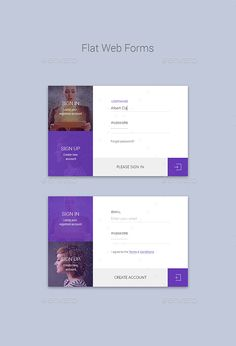 232 best web form templates images on pinterest psd templates