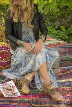 Hippie chic Odd Molly boho style