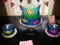 Itsy Bitsy Spider Birthday Party — Yours Twincerely