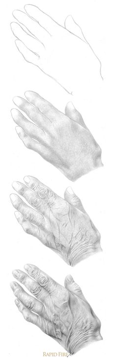 140 Best Drawings of Hands images in 2018 | Drawings, How to