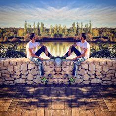 Edited Photo ☀️ #editedphoto #Valencia #parquedecabecera #effect @enlightapp #colors #relax #iphone6 #i_lovephoto #followme #followers #good #socialnetwork #pinterest #instagram #foursquare #swarm #tumblr #twitter #kiss #posing #double #person @antonysax #clothing @nike @roberto_cavalli @hardrock ⌚️#accessories @nike @fullspotfactory.fr #photo #like4like #like #life