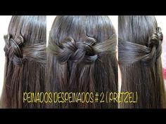 PEINADOS DESPEINADOS # 2 (pretzel) I BEAUTY HD - YouTube