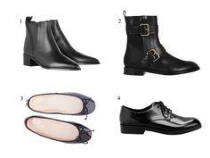 How to Dress like a French Woman - Photos - flats - Condé Nast Traveler