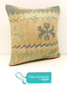 Throw Pillow cover 16x16 inch (40x40 cm) Trendy kilim pillow cover Home Decor Rustic Pillow cover Chevron Kilim Cushion Cover from Kilimwarehouse https://www.amazon.com/dp/B01MSK9IRJ/ref=hnd_sw_r_pi_dp_TVCjyb8SCT2RA #handmadeatamazon