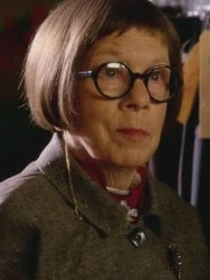 NCIS Los Angeles - Hetty Lange the mystery