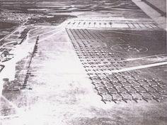Spain - 1939. - GC - Parada aérea en Barajas de la aviación nacional y despedida de la Legión Condor.