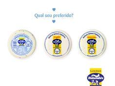 Qual seu queijo da Laticínios Holandês preferido?