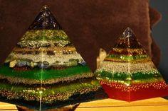 Orgonite Pyramids.... Holy Hand Grenades. - Spirituality & Mysticism - Shroomery Message Board