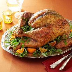 Ina Garten's Parsley, Sage, Rosemary, and Thyme Turkey