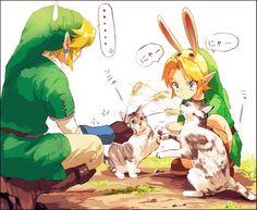 Links and cats - Work by 矢森 The Legend Of Zelda, Legend Of Zelda Memes, Legend Of Zelda Breath, Ben Drowned, Link Art, Hyrule Warriors, Fanart, Shadow The Hedgehog, Link Zelda