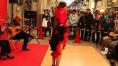 東仲マヤさん 路上でも気合入りまくりで素晴らしい踊りでした。 表情も良かったですね!
