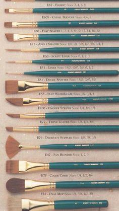 Watercolor Tips, Watercolor Brushes, Watercolor Techniques, Painting Techniques, Watercolour Painting, Watercolor Artists, Acrylic Paint Brushes, Watercolor Beginner, Watercolor Paintings For Beginners