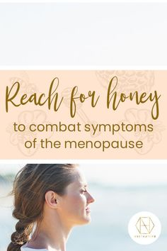 Boost your health and relieve those menopausal symptoms with a little help from Necta Natural Home Remedies, Herbal Remedies, Australian Honey, Types Of Bees, Best Honey, Hormone Replacement Therapy, Lack Of Energy, Menopause Symptoms, Bee Pollen