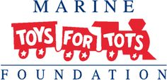 Toys for Tots artwork for Central True Value. We are a drop off location until Dec. 13th.