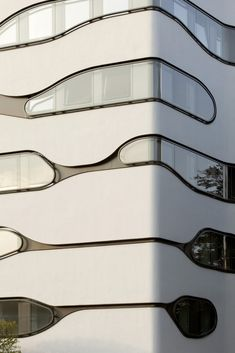 Schlump One - Office Complex and University Building, Hamburg by J. Mayer H. Architects (2012) #architecture #design @K