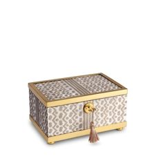 Fortuny Tapa Decorative Box - Small--Small