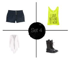 Spring set 4 by taste-by-teenz on Polyvore featuring Passport, Aéropostale and Rick Owens