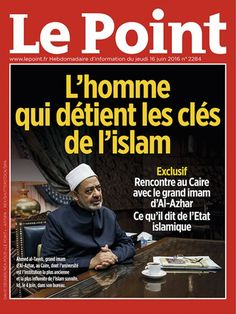 Couverture du Point N° 2284 du 16 juin 2016