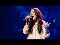 American Idol Kree Harrison. I want her to win. I really wanted Angie to win.