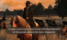 The Gamer Who Loves Horses Too Much | The 9 Most Profound Gaming Confessions