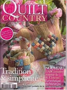 COSTURA-Quilt Country Nº 6