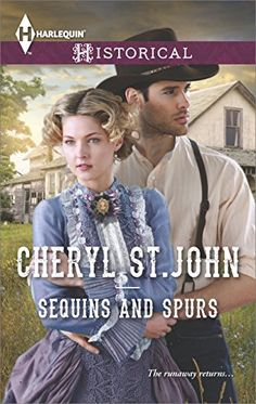 Sequins and Spurs (Harlequin Historical) by Cheryl St.John http://www.amazon.com/dp/B00TE3TEJC/ref=cm_sw_r_pi_dp_.X-Tvb0T9VVMM