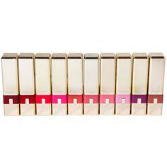 Best Lipstick: L'Oreal Paris Colour Caresse by Colour Riche Luminous Lipcolour