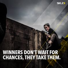 Winners don't wait for chances, they take them. Motivational Quotes, Inspirational Quotes, Pay It Forward, Train Hard, Monday Motivation, Strength Training, Fitness Inspiration, Quote Of The Day, Haha